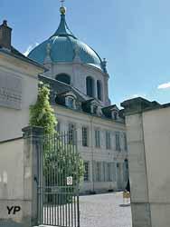 Chapelle Sainte-Anne - Musée d'Art Sacré (Office de Tourisme de Dijon - Atelier Démoulin)