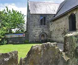 Enclos du Vieux Bourg (Association de Sauvegarde du Patrimoine Historique et Artistique de Nozay et sa région)
