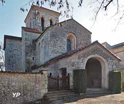 Église Notre-Dame-de-Roumanou (Association Sauvegarde de Notre Dame de Roumanou)
