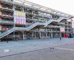 Les 30 ans du Centre Pompidou - Richard Rogers et Renzo Piano