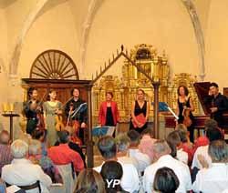 Concert à l'église Saint Pierre