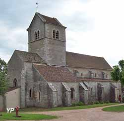 Église Saint-Gervais (Association des Amis de l'église de St-Gervais-sur-Couches)