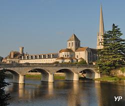 Abbaye de Saint-Savin (Rémy Berthon)