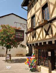 Maison du terroir beaujolais
