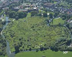 Jardin de la presqu'île