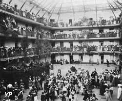 Bal de la Fête de l'enfance en septembre 1909