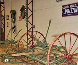 Musée de la Machine Agricole Puzenat (OT Bourbon-Lancy)