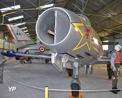 Musée Européen de l'Aviation de Chasse