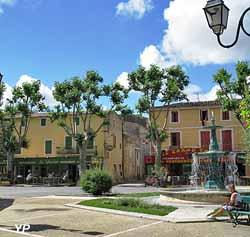 Village de Saint-Laurent-d'Aigouze (Office de Tourisme de Saint-Laurent-d'Aigouze)