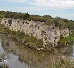 Vestiges du fort de peccais saint laurent d 39 aigouze - Office de tourisme fort de france ...