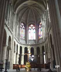 Eglise Notre Dame de la Couture du Mans (doc. Yalta Production)