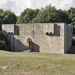 Fort de sainte marine combrit - Office de tourisme fort de france ...