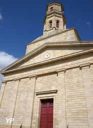 Église Saint-Martin (SEM Maison du Tourisme et du Vin)