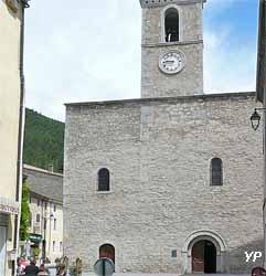 Église Saint-Géraud (Guillemette Thevenet)