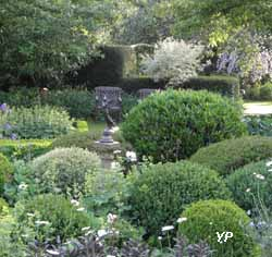 Jardin d'Arsac (Geneviève Serve)