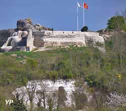 Vestiges du château d'Ivry-La-Bataille (Mairie d'Ivry-La-Bataille)