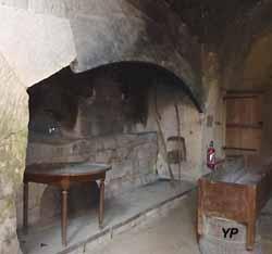 château de Brézé, boulangerie