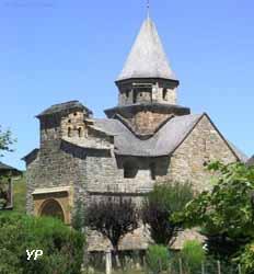 Eglise romane (Hôpital-Saint-Blaise)