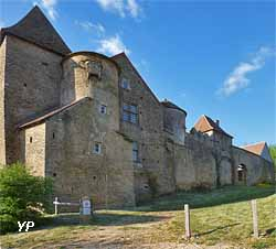 Château Pontus de Tyard
