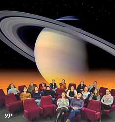 Planétarium (UNISTRA JDS NASA)