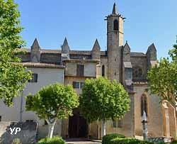 Basilique Notre-Dame de Marceille (Office de tourisme du Limouxin)