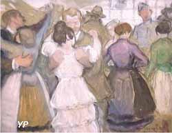 Le bal à Etaples (Isobel Rae)