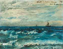 La Mer (Sarah Bernhardt)