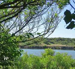 Parc Écologique Izadia - lac Sud