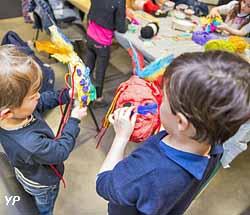 Musée de Royan - Atelier enfants