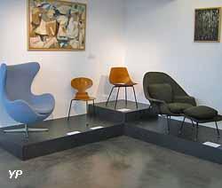 Musée de Royan - design du XXe siècle