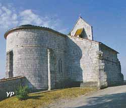 Église de Colonges (Simonne Lagnès)