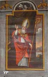 Église de Roubillous - saint Clair