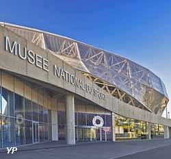 Musée National du Sport - stade Allianz Riviera (M. Erlich / Musée National du Sport)