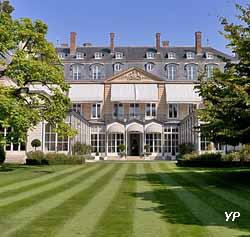 Hôtel de Charost - résidence de l'Ambassadeur de Grande-Bretagne (British Embassy Paris)
