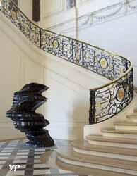Hôtel de Charost - Grand escalier