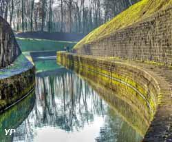 Tunnel de Saint-Albin