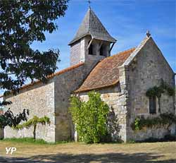Chapelle de Moussac (doc. E. Freeman)