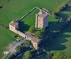 Château d'Arques (Office de Tourisme du Limouxin)