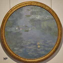 Nympheas (Claude Monet, 1908)