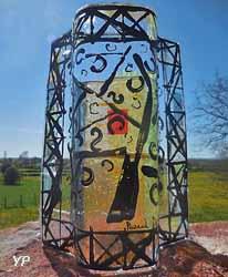 Exposition de l'artiste plasticien Pascal Dechenaud