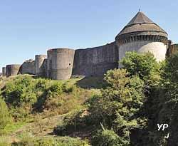 Château de Tiffauges (B. Gendron)