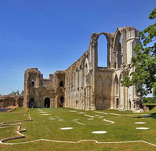 Abbaye Saint-Pierre de Maillezais (David Fugère)