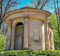 Désert de Retz - le Temple au dieu Pan (Ville de Chambourcy)