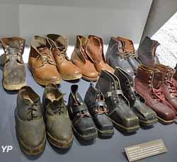 Musée de la Cordonnerie - chaussures de ski