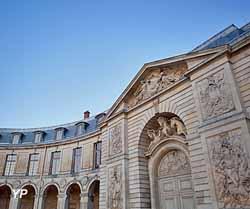 Academie équestre de Versailles  (Alfons Alt)