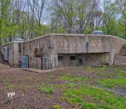 Ligne Maginot - Casemates du Huberbusch (164e RIF) (Association de Sauvegarde des Casemates du Huberbusch)