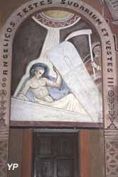 Église Saint-Martin - Résurrection