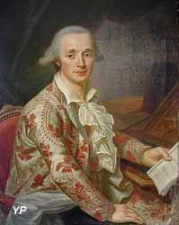 Portrait de l'avocat Néel (Louis Alexandre)