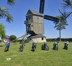 Moulin de la Garenne d'Ymonville