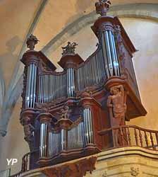 Église - cathédrale Saint-Sauveur